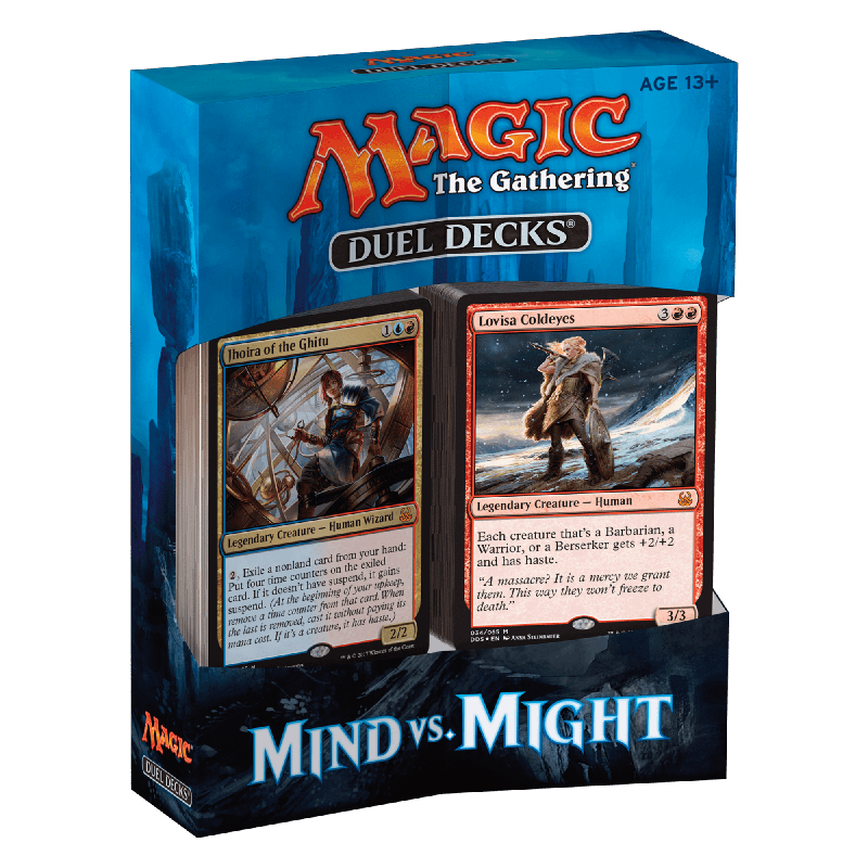 Duel Decks: Mind vs Might  | My Pop Culture | New Zealand
