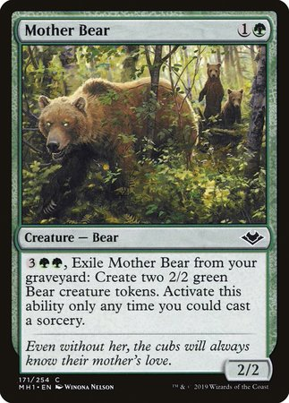 Mother Bear [Modern Horizons]
