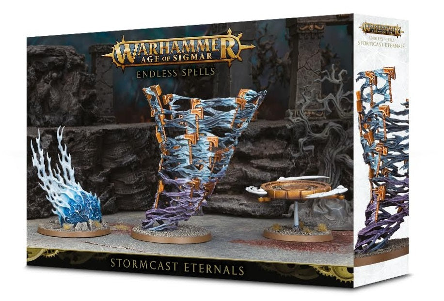 Endless Spells: Stormcast Eternals | Spellbound Games