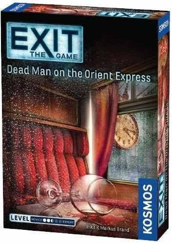Exit The Game - Dead Man on the Orient Express | Spellbound Games