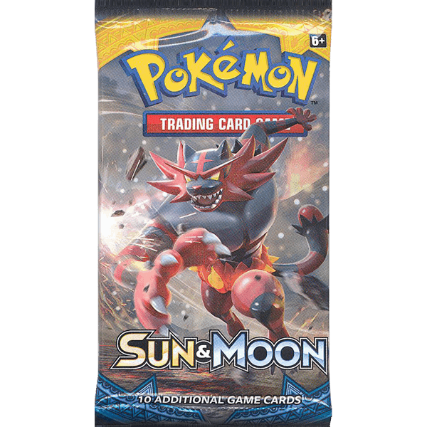 Sun and Moon Booster Pack | Spellbound Games