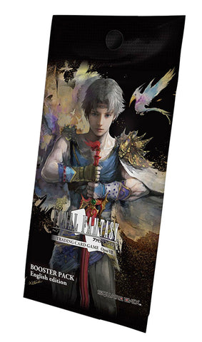 Final Fantasy Opus VII booster pack