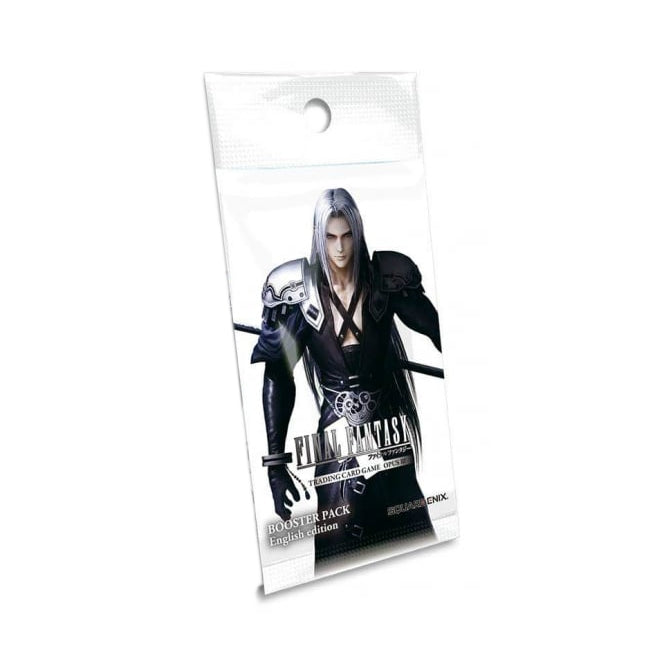 Final Fantasy Opus III booster pack  | My Pop Culture | New Zealand