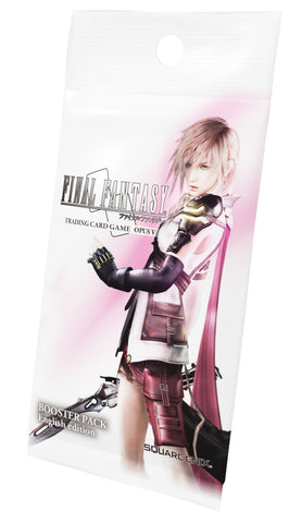 Final Fantasy Opus V booster pack