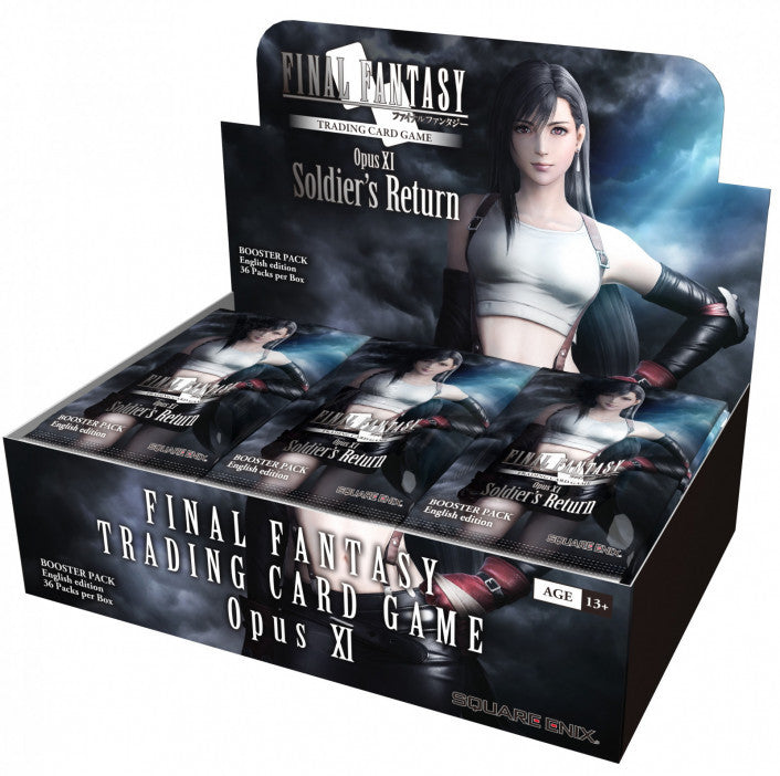 Final Fantasy Trading Card Game Booster Box