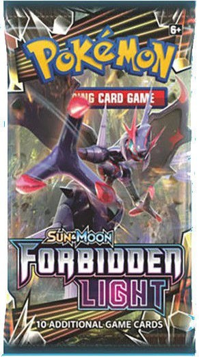 Forbidden Light Booster Pack | Spellbound Games
