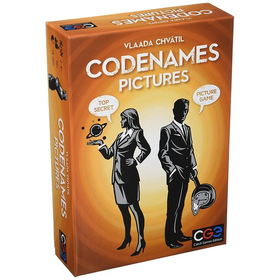 Codenames: Pictures | Spellbound Games