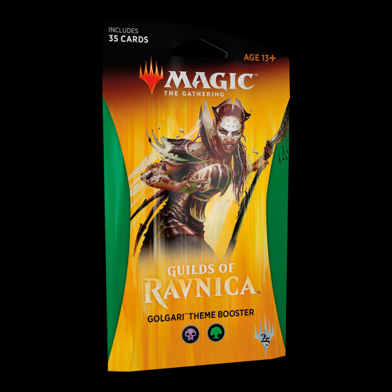 Guilds of Ravnica Theme Booster Pack - Golgari | Spellbound Games