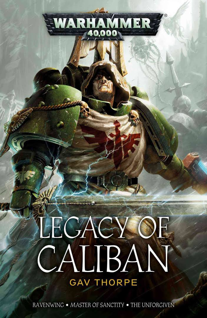 Legacy of Caliban: The Omnibus | Cascade Games | New Zealand