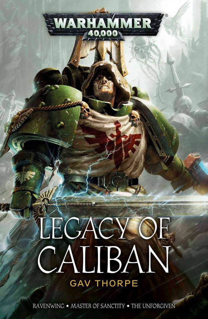 Legacy of Caliban: The Omnibus  | My Pop Culture | New Zealand