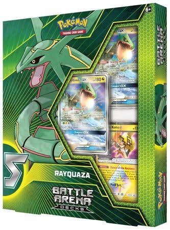 Battle Arena Deck Rayquaza GX | Spellbound Games