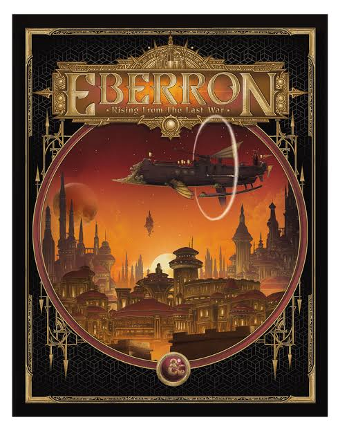 Eberron Rising (Exclusive Cover Edition) | Spellbound Games