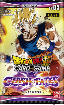 Clash of Fates Booster Pack  | My Pop Culture | New Zealand