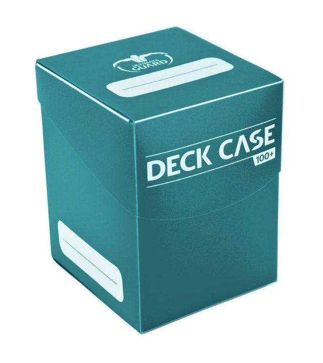 Ultimate Guard Deck Case 100+ Standard Size Petrol | Spellbound Games