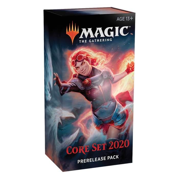 Core Set 2020 Prerelease Ticket x 3 | Spellbound Games