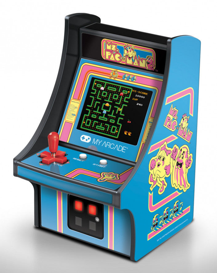 My Arcade Retro MS Pac-man Micro Player | Spellbound Games