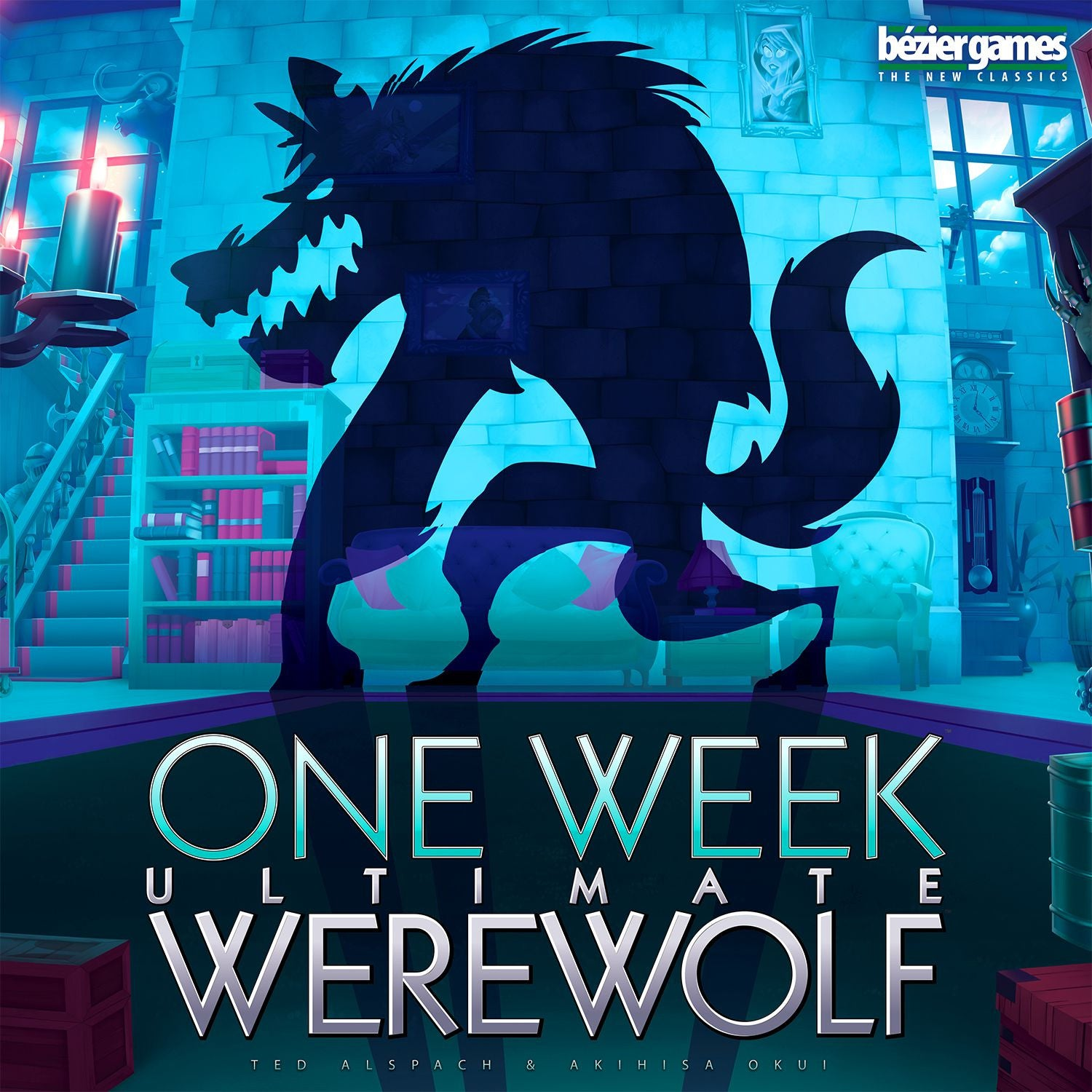 One Week Ultimate Werewolf | Spellbound Games