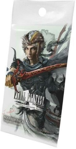 Final Fantasy Opus VI booster pack | Spellbound Games