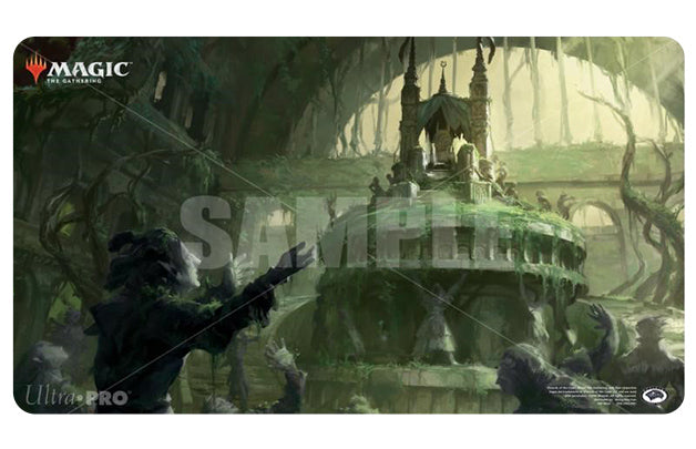Overgrown Tomb Playmat | Spellbound Games