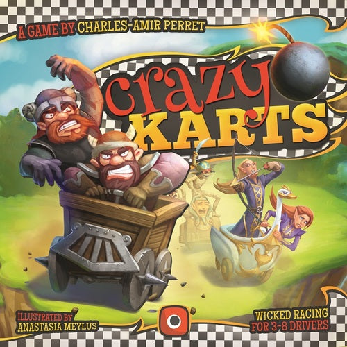 Crazy Karts | Spellbound Games