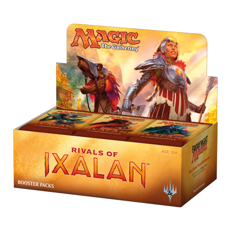 Rivals of Ixalan Booster Box  | My Pop Culture | New Zealand