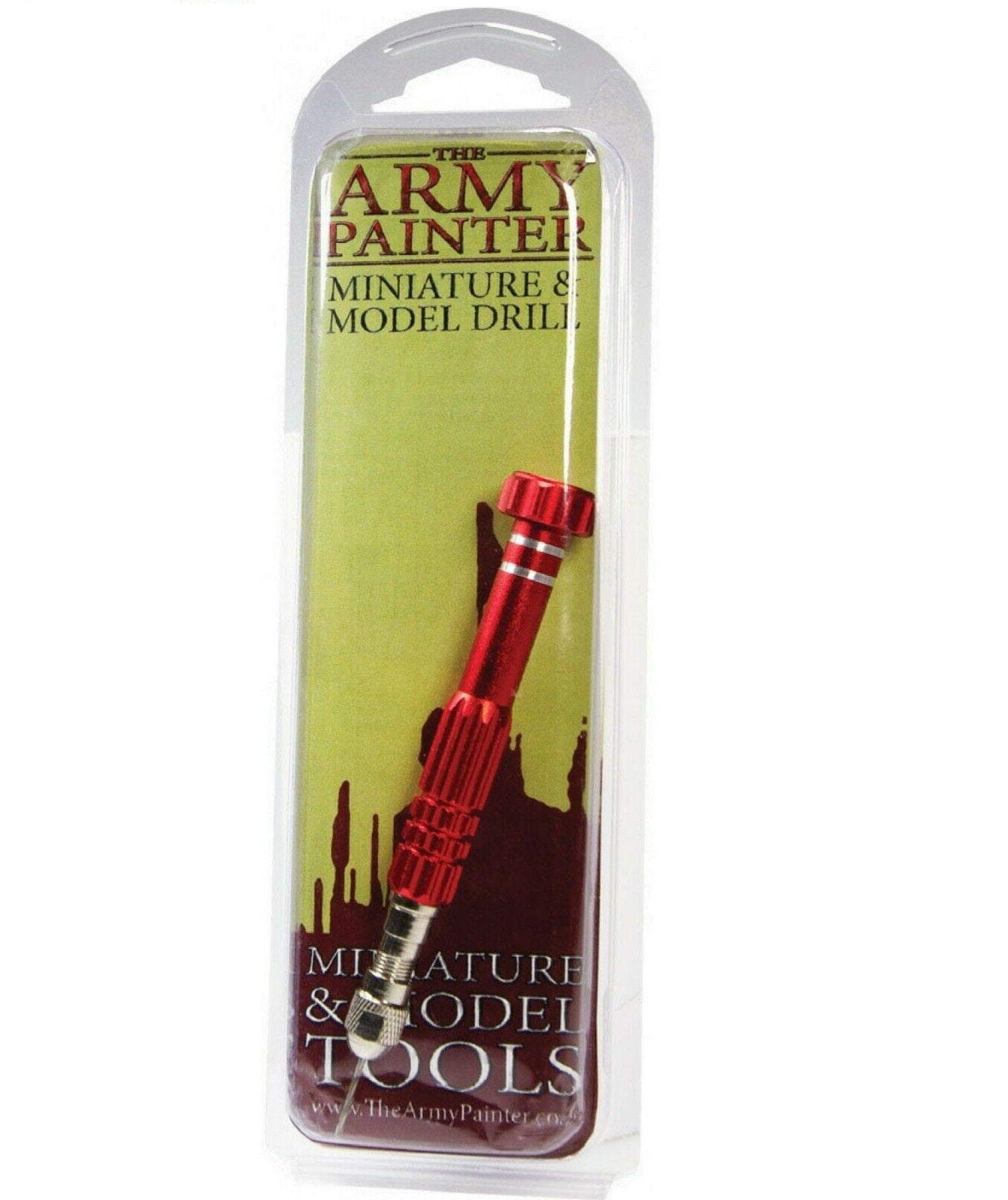 Army Painter Miniature and Model Drill | Spellbound Games