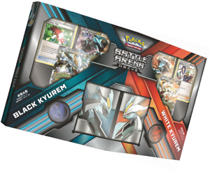 Battle Arena Decks- Black Kyurem vs. White Kyurem | Spellbound Games