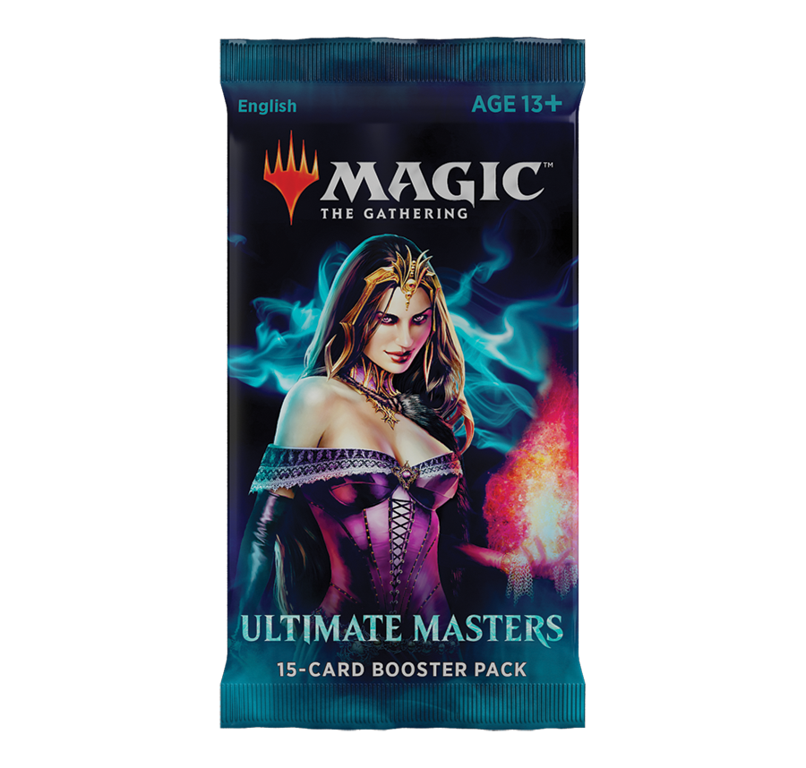 Ultimate Master Booster Pack | Spellbound Games