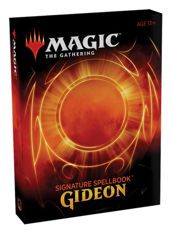 Signature Spellbook: Gideon | Spellbound Games