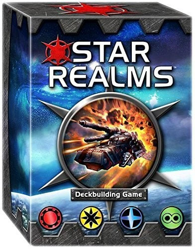 Star Realms Deckbuilding Game | Spellbound Games
