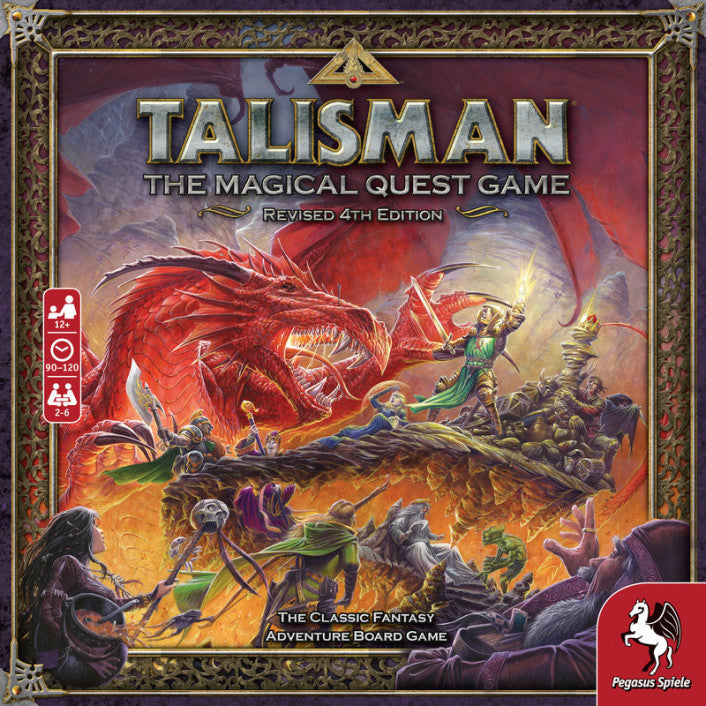 Talisman Revised 4th Edition | Spellbound Games