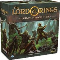 The Lord of the Rings - Journeys in Middle Earth | Spellbound Games