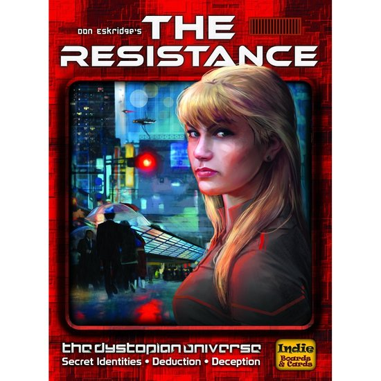 The Resistance: The Dystopian Universe | Spellbound Games