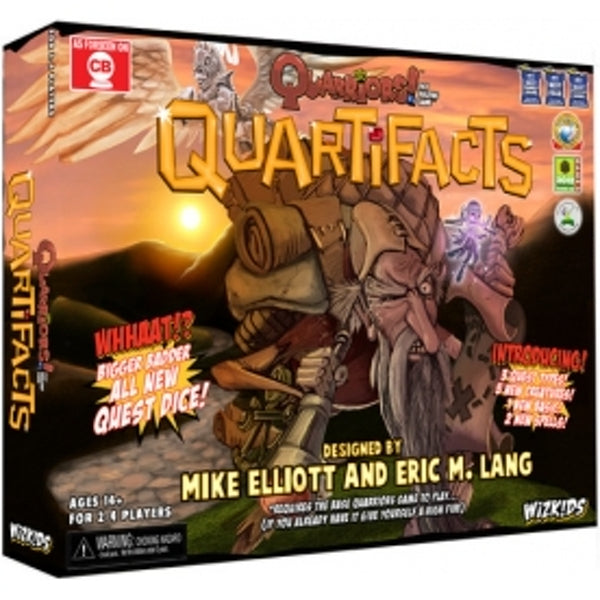 Quarriors! Quartifacts  | My Pop Culture | New Zealand