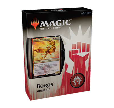 Guilds of Ravnica Guild Kit - Boros | Spellbound Games