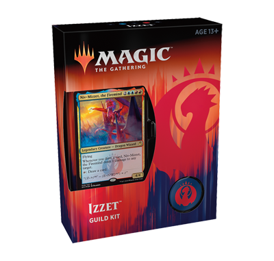 Guilds of Ravnica Guild Kit - Izzet | Spellbound Games