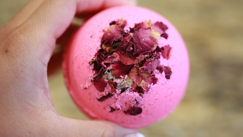 bath bombs diy aggi beauty
