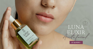 Luna elixir face oil with rosehip and blue tansy