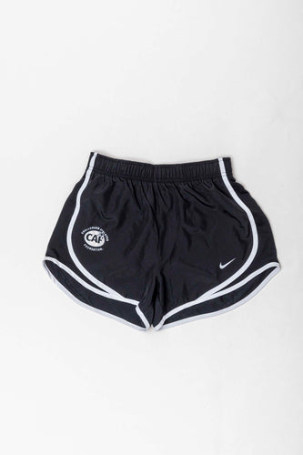 Nike Women's Black Dolphin Nike Running Shorts