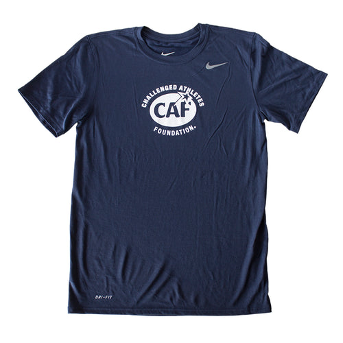 Dri-FIT Men's Navy Blue Tech Tee—Grant Gift