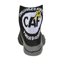 Black CAF Socks-Short Back
