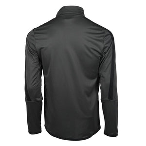 Black Nike Men's Jacket Back