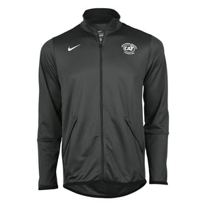 Black Nike Mens Jacket Front
