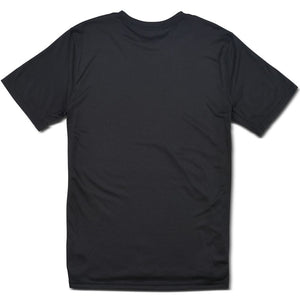 Black Nike Men's Tech Tee Back