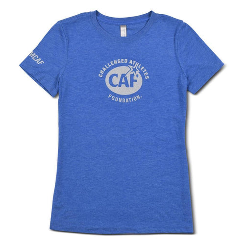 Blue CAF T-shirt Women's Front