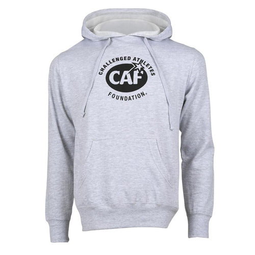 Gray CAF Sweatshirt Front