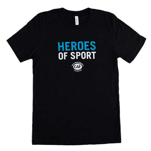 Heroes of Sport Men's T-shirt—Grant Gift