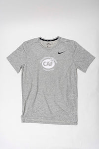 Nike Dri-FIT Men's Light Grey Tech Tee
