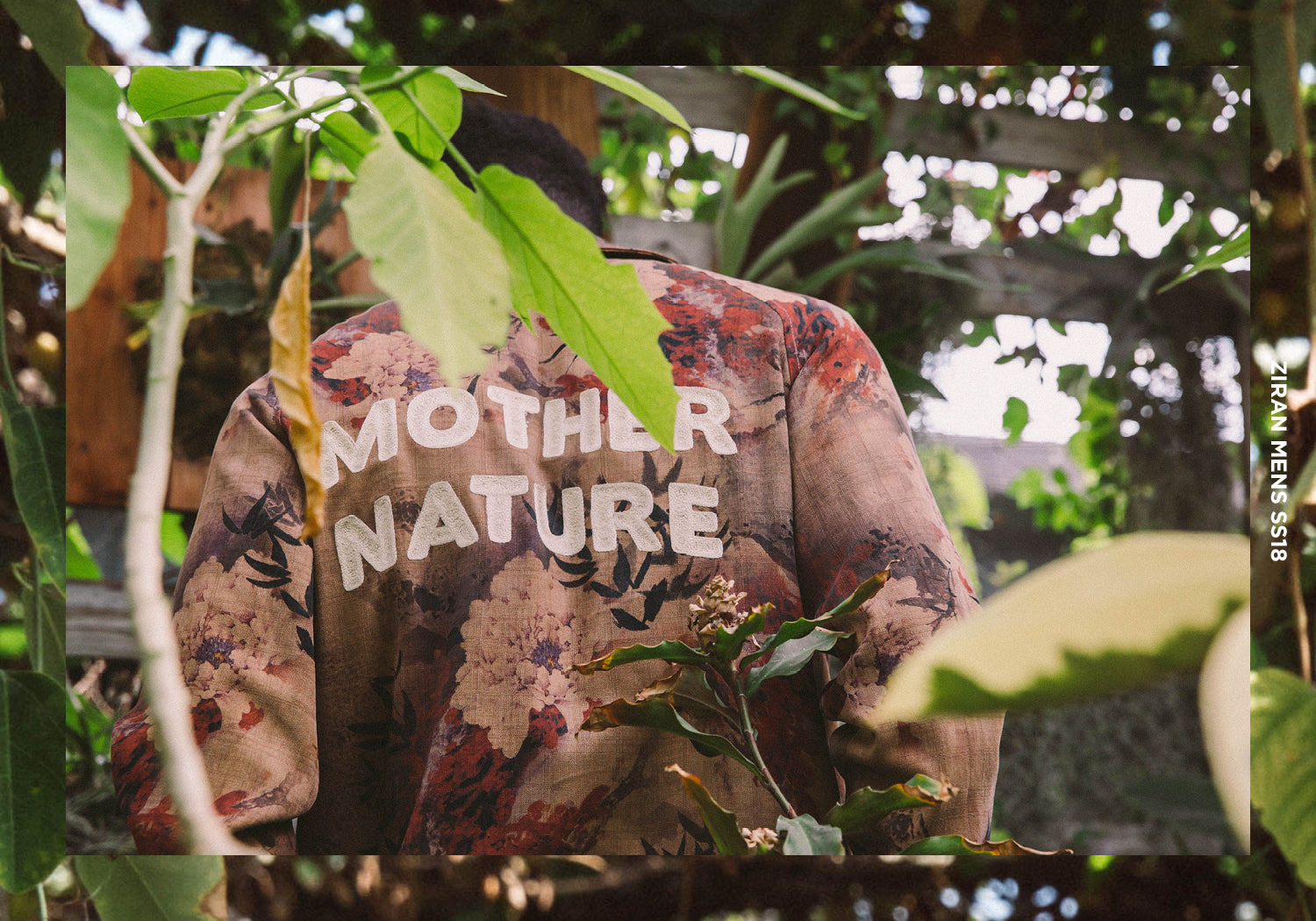 MOTHER NATURE: SS18