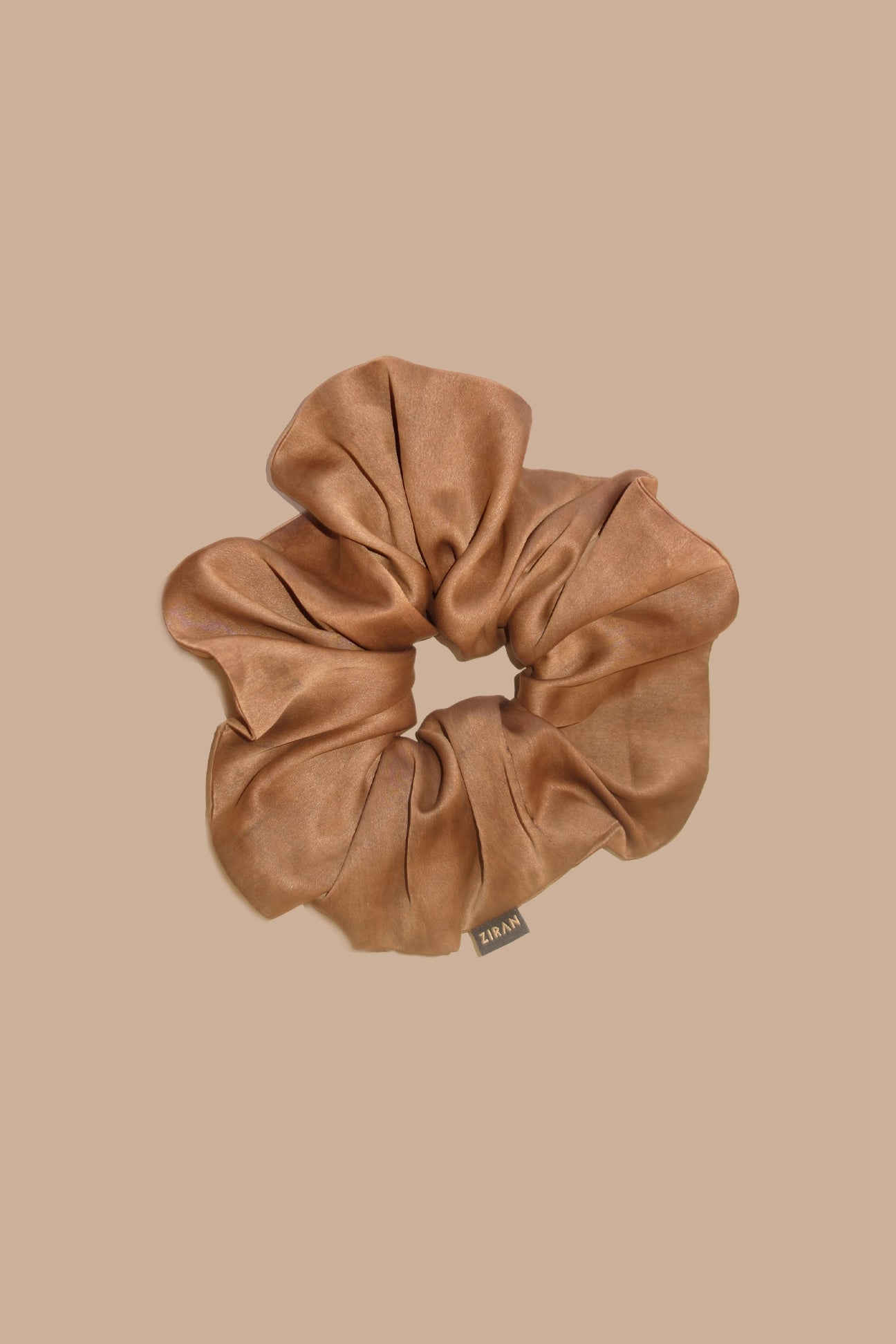 Brown Sugar Scrunchie